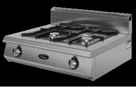 Плита 2-х горелочная газовая Ф2ЖТЛПГ (настольная)