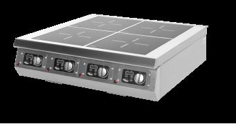 Плита 4-х конфорочная индукционная Ф4ИП/800 (настольная)