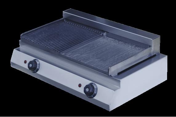 Настольная жарочная поверхность Ф2ПЖЭ(КтЭ) (комбин. поверхность) Grill Master