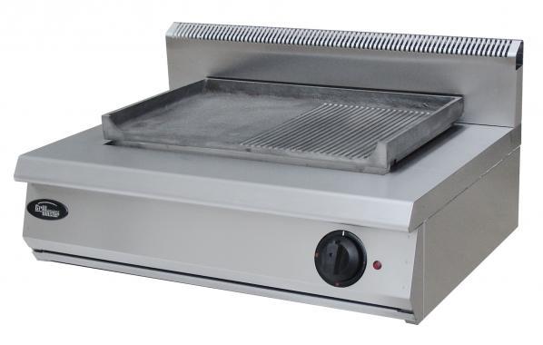 Поверхность жарочная газовая Ф1ПЖГ/600 (настольная) Grill Master
