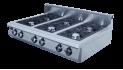 Плита газовая 6-ти горелочная Ф6ПГ/800  (настольная) Grill Master