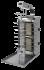 Шаверма-шашлычница газовая Ф2ШмГ Grill Master