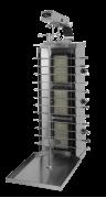 Шаверма газовая Ф3ШмГ (с мотором/у)