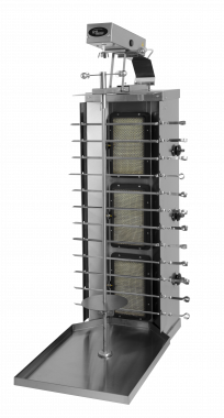 Шаверма-шашлычница газовая Ф3ШмГ Grill Master