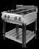 Плита газовая 4-х горелочная Ф4ПГ/800 (на подставке) Grill Master