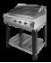 Поверхность жарочная электрическая Ф2ПЖЭ/600 (открытый стенд) Grill Master