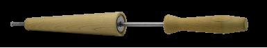 Валик (трдло) конусный калача венгерского Grill Master