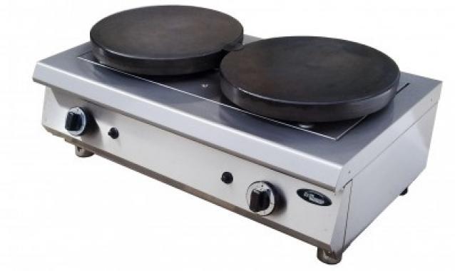 Блинница газовая Ф2БкрГ 380мм Grill Master