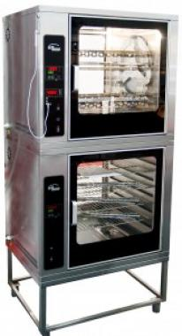 Подставка под гриль конвекционный с витриной (н/сталь) Grill Master