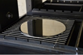 Жарочная поверхность из полированной н/стали для мангала УММ