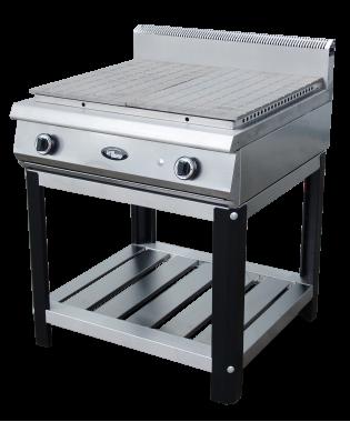 Плита со сплошной поверхностью газовая Ф4ЖТЛСПГ (на подставке) Grill Master