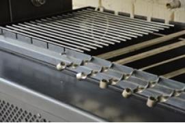Решетка для жарки стейков для мангала УММ