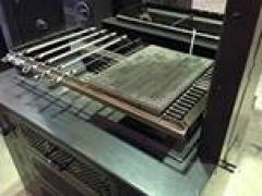Чугунная жарочная поверхность для мангала УММ