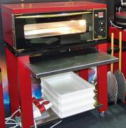 Подставка под печь для пиццы (н/сталь)
