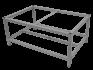 Подставка под хлебопекарную печь (крашенный металл) Grill Master